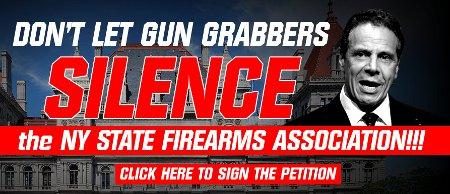 Don't Let Gun Grabbers Shut Down the NYSFA!
