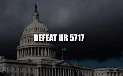 Tell New York's Congressional Leaders to Stop H.R. 5717!